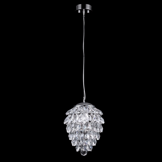 Подвесной светильник Crystal lux Charme Sp1 + 1 Led Oro/Crystal