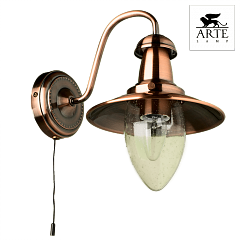 Бра Arte Lamp FISHERMAN A5518AP-1RB