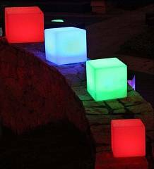 Светящийся LED Куб Jellymoon Cube JM 019