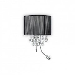 Бра Ideal lux Opera Ap3 Nero 122595