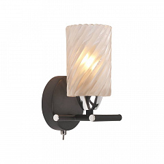Бра IDlamp 208/1A-Blackchrome