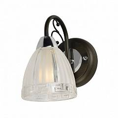 Бра IDlamp 232/1A-Blackchrome