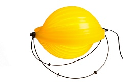 Лампа настольная DG Home Eclipse Lamp Yellow DG-TL80